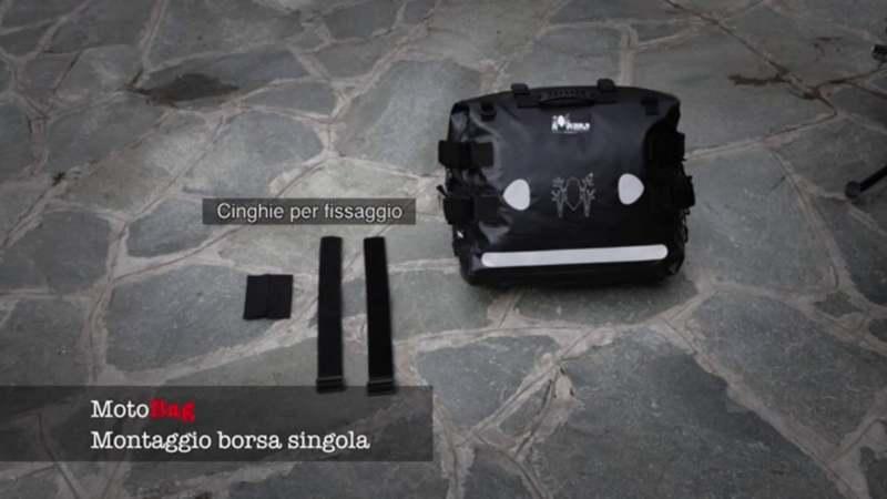 MotoBag - BorsaSingola